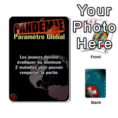 Jack Pandémie   Menace Niveau 6 (v2) By Whisper   Playing Cards 54 Designs   Dxnl4z2w43bw   Www Artscow Com Front - HeartJ