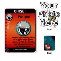 Pandémie   Menace Niveau 6 (v2) By Whisper   Playing Cards 54 Designs   Dxnl4z2w43bw   Www Artscow Com Front - Club10