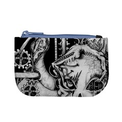 Dark Inner Workings By Chelsey Austin   Mini Coin Purse   0p54t9hbmk01   Www Artscow Com Front