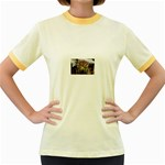 photo 1 Women s Fitted Ringer T-Shirt