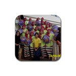 photo 1 Rubber Square Coaster (4 pack)