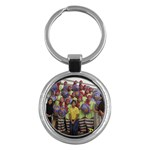 photo 1 Key Chain (Round)