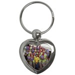 photo 1 Key Chain (Heart)