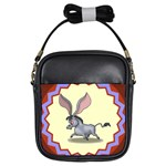 Big ears Girls Sling Bag
