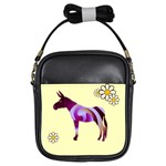 Swirl donk Girls Sling Bag