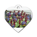 SDC10170 Dog Tag Heart (One Side)