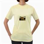 SDC10169 Women s Yellow T-Shirt