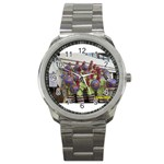 SDC10168 Sport Metal Watch