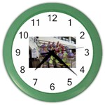 SDC10168 Color Wall Clock