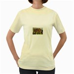 SDC10167 Women s Yellow T-Shirt