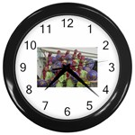 SDC10167 Wall Clock (Black)