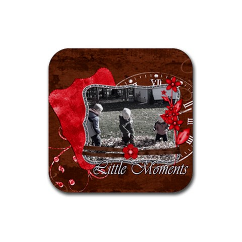 Coaster  By Brookieadkins Yahoo Com   Rubber Coaster (square)   3yv5woslkys0   Www Artscow Com Front