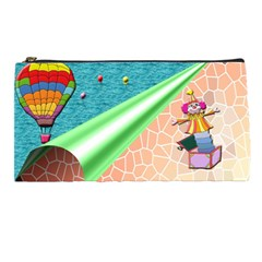 Estuchepayasos By Lydia   Pencil Case   Qv780b2ml86c   Www Artscow Com Front