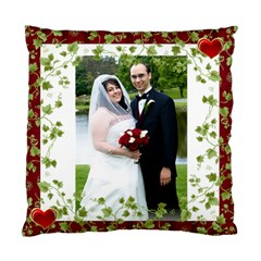Pillow By Nancy   Standard Cushion Case (two Sides)   Qh5z5e2m50wr   Www Artscow Com Front