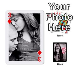 Playing Cards By Nena   Playing Cards 54 Designs   7njuwmh1503f   Www Artscow Com Front - Diamond3