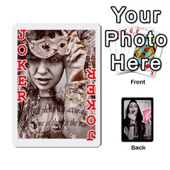 Playing Cards By Nena   Playing Cards 54 Designs   7njuwmh1503f   Www Artscow Com Front - Joker2