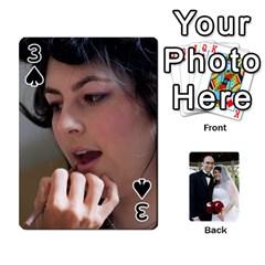 Cards Done By Nancy   Playing Cards 54 Designs   Ktczj9uybrch   Www Artscow Com Front - Spade3