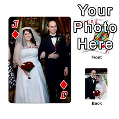 Jack Cards Done By Nancy   Playing Cards 54 Designs   Ktczj9uybrch   Www Artscow Com Front - DiamondJ