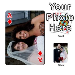 Ace Cards Done By Nancy   Playing Cards 54 Designs   Ktczj9uybrch   Www Artscow Com Front - DiamondA