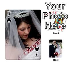 Cards Done By Nancy   Playing Cards 54 Designs   Ktczj9uybrch   Www Artscow Com Front - Spade7