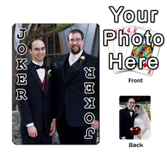 Cards Done By Nancy   Playing Cards 54 Designs   Ktczj9uybrch   Www Artscow Com Front - Joker1