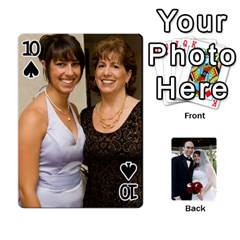 Cards Done By Nancy   Playing Cards 54 Designs   Ktczj9uybrch   Www Artscow Com Front - Spade10