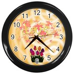 RELOJ-LOVE - Wall Clock (Black)