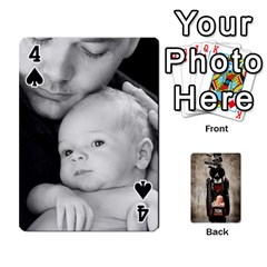 Camcards By Valeriemarie   Playing Cards 54 Designs   Qsypqp2ltu8w   Www Artscow Com Front - Spade4