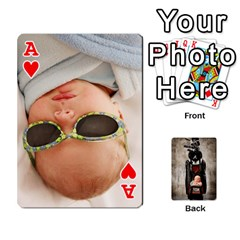 Ace Camcards By Valeriemarie   Playing Cards 54 Designs   Qsypqp2ltu8w   Www Artscow Com Front - HeartA