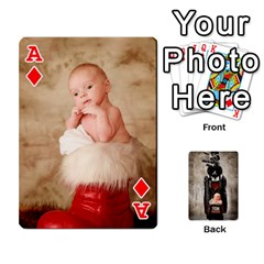 Ace Camcards By Valeriemarie   Playing Cards 54 Designs   Qsypqp2ltu8w   Www Artscow Com Front - DiamondA