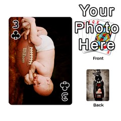Camcards By Valeriemarie   Playing Cards 54 Designs   Qsypqp2ltu8w   Www Artscow Com Front - Club3