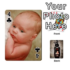 Camcards By Valeriemarie   Playing Cards 54 Designs   Qsypqp2ltu8w   Www Artscow Com Front - Club4
