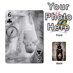 Camcards By Valeriemarie   Playing Cards 54 Designs   Qsypqp2ltu8w   Www Artscow Com Front - Club6