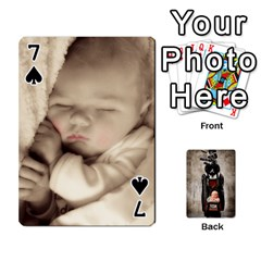 Camcards By Valeriemarie   Playing Cards 54 Designs   Qsypqp2ltu8w   Www Artscow Com Front - Spade7