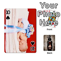 Camcards By Valeriemarie   Playing Cards 54 Designs   Qsypqp2ltu8w   Www Artscow Com Front - Spade10