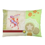 Herald Donkey Pillow Case