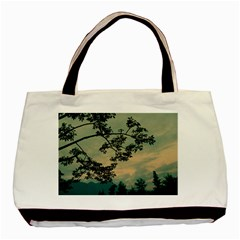 Sunset Tote By Ray   Basic Tote Bag (two Sides)   0wsso311hyia   Www Artscow Com Back