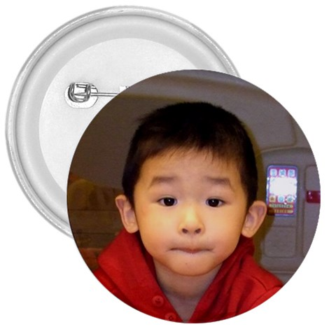 Lovely Kid Button By Berry Front