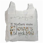 Mother  Mothers Day Bag - Recycle Bag (One Side)