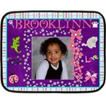 Brooklynn Brooklyn ns Blanket - Fleece Blanket (Mini)