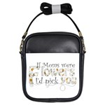 Mom Mothers Day mini bag - Girls Sling Bag