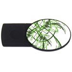 abstract USB Flash Drive Oval (1 GB)