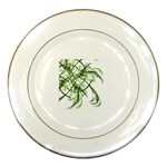 abstract Porcelain Plate