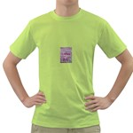 grafitti Green T-Shirt