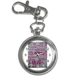 grafitti Key Chain Watch