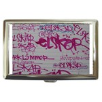 grafitti Cigarette Money Case