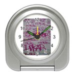 grafitti Travel Alarm Clock