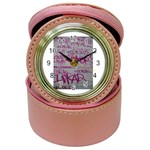 grafitti Jewelry Case Clock