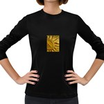 sun Women s Long Sleeve Dark T-Shirt