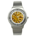 sun Stainless Steel Watch